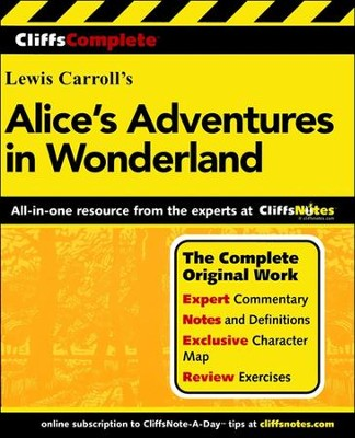 CliffsComplete Alice's Adventures in Wonderland  -     By: Lewis Carroll