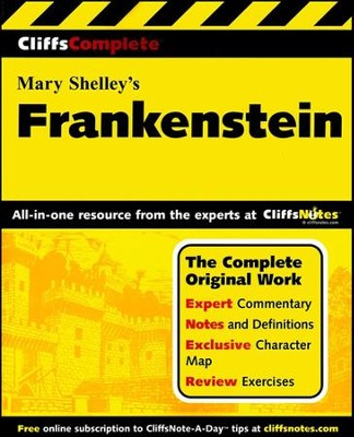 CliffsComplete Frankenstein  -     By: Anca Munteanu, Mary Shelley