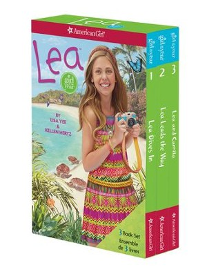 Lea 3-Book Boxed Set  -     By: Kellen Hertz, Lisa Yee