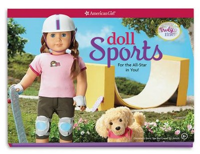 Doll Sports: For the All Star in You  -     By: Emily Osborn