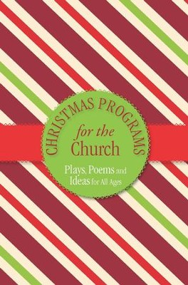 Christmas Programs for the Church  -     By: Paul Shepherd