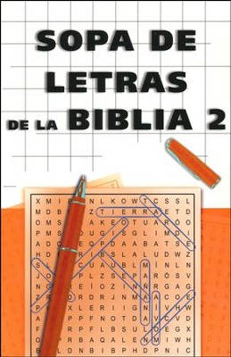Sopa de Letras de la Biblia 2  (Bible Word Search 2)  -     By: Compiled by Barbour Staff