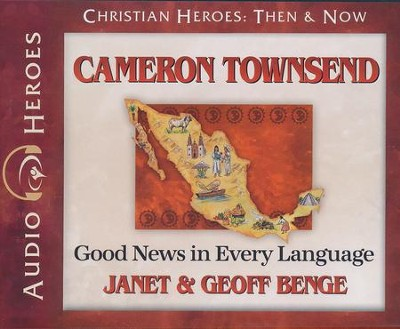 Cameron Townsend  -     Narrated By: Tim Gregory     By: Janet Benge, Geoff Benge