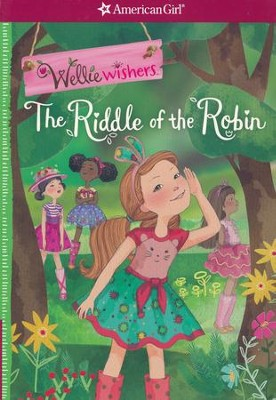 The Riddle of the Robin  -     By: Valerie Tripp