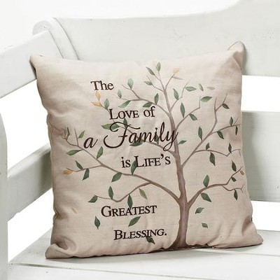 Tree of Life Pillow  -