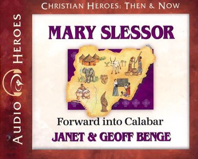 Mary Slessor  -     By: Janet Benge, Geoff Benge
