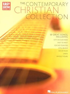 The Contemporary Christian Collection (Easy Guitar with Tab)  -