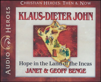 Klaus-Dieter John Audiobook on CD   -     By: Janet Benge, Geoff Benge
