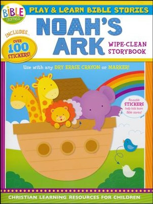 Play & Learn Bible Stories: Noah's Ark  -     By: Twin Sisters
