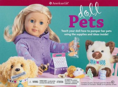 Doll Pets  -     By: Trula Magruder