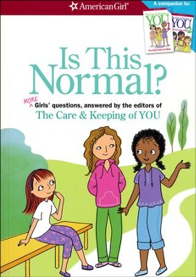 Is This Normal?, revised  -     By: Darcie Johnston