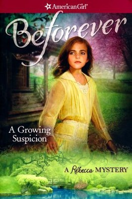 A Growing Suspicion: A Rebecca Mystery, repackaged  -     By: Jacqueline Greene