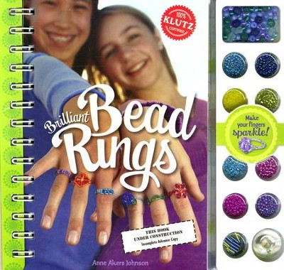 Brilliant Bead Rings   -     By: Anne Akers Johnson