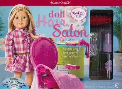 Doll Hair Salon, repackaged  -     By: Trula Magruder