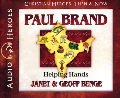 Paul Brand Audiobook on CD   -     By: Janet Benge, Geoff Benge