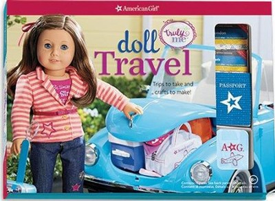 Doll Travel, repackaged  -     By: Trula Magruder