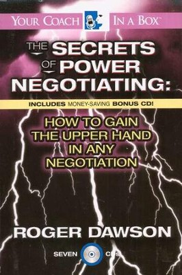 The Secrets of Power Negotiating  -     By: Roger Dawson