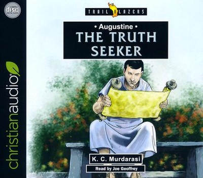 Augustine: The Truth Seeker - unabridged audio book on CD  -     By: K.C. Murdarasi
