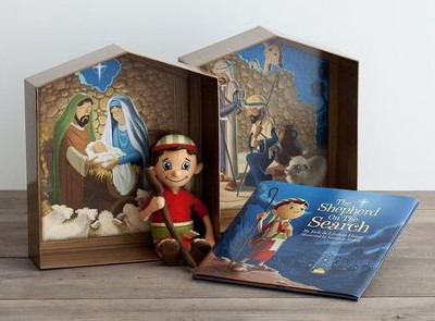 Shepherd On the Search Advent Activity Set  -