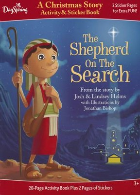Shepherd On the Search Activity Book  -