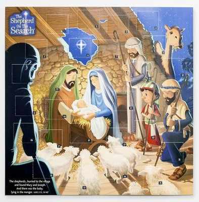 Shepherd On the Search Advent Calendar  -