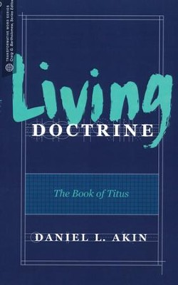 Living Doctrine: The Book of Titus  -     By: Craig Bartholomew