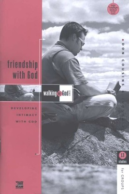 Friendship with God, Walking with God Series  -     By: Don Cousins