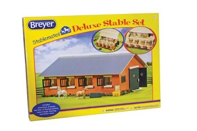 Stablemates Deluxe Stable Play Set  -