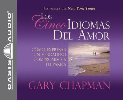 Los Cinco Idiomas Del Amor, Audiolibro   (The Five Love Languages, Audiobook)   -     By: Gary Chapman