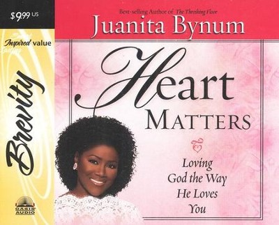 Heart Matters Audiobook on CD  -     By: Juanita Bynum