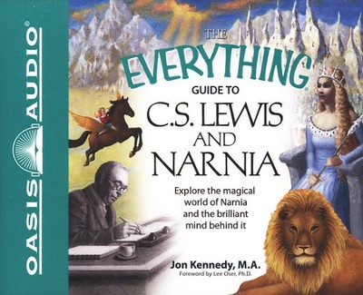 The Everything Guide to C.S. Lewis and Narnia              Audiobook on CD  -     Narrated By: Mark Warner     By: Jon Kennedy