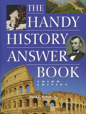 The Handy History Answer Book  -     By: David L. Hudson Jr.