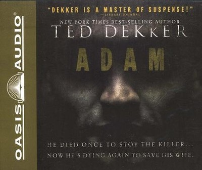 Adam Audiobook on CD  -     By: Ted Dekker