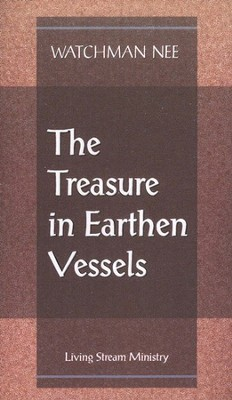 Treasure in Earthen Vessels  10/Package   -     By: Watchman Nee