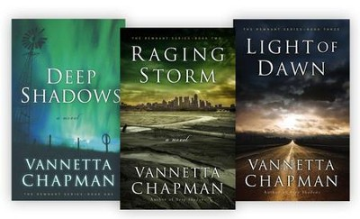 The Remnant Series, Volumes 1-3  -     By: Vannetta Chapman