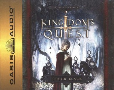 Kingdom's Quest, The Kingdom Series #5, audiobook on CD  -     By: Chuck Black