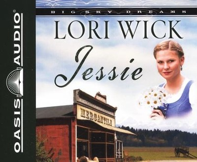 Jessie, Big Sky Dreams #3-audiobook on CD  -     Narrated By: Jill Shellabarger     By: Lori Wick