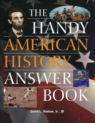 The Handy American History Answer Book  -     By: David L. Hudson Jr.