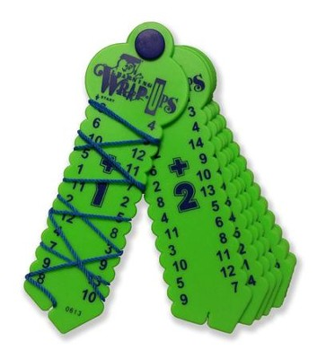 Wrap Ups Addition Math Set, Revised   -