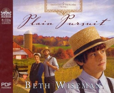 Plain Pursuit, Daughters of Promise Series #2 Audiobook   -     By: Beth Wiseman
