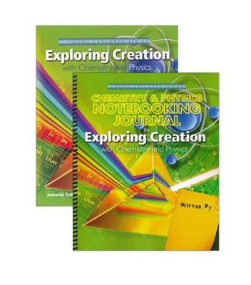 Exploring Creation with Chemistry & Physics Advantage Set (with Notebooking Journal)  -     By: Jeannie Fulbright