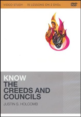 Know the Creeds and Councils DVD Study  -     By: Justin Holcomb