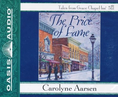 The Price of Fame: Unabridged Audiobook on CD  -     By: Carolyne Aarsen