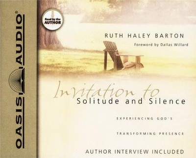 Invitation to Solitude and Silence: Abridged Audiobook on CD  -     By: Ruth Haley Barton