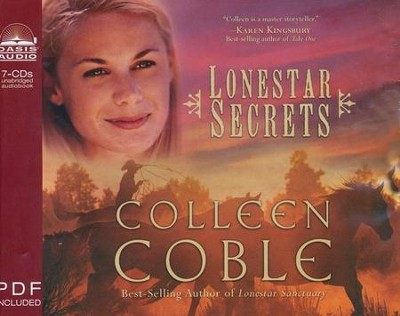 Lonestar Secrets: Unabridged Audiobook on CD  -     By: Colleen Coble