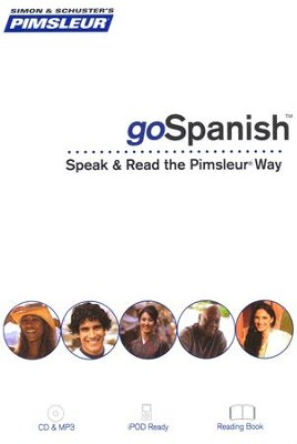 goSpanish: Speak and Read the goPimsleur Way  -     By: Pimsleur