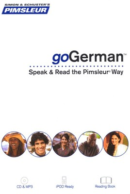 goGerman: Speak and Read the goPimsleur Way  -     By: Pimsleur