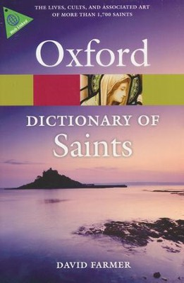 The Oxford Dictionary of Saints: 5th Edition, Revised  -     By: Daniel Chandler, Rod Munday