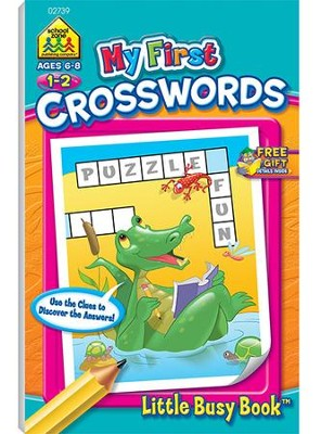 My First Crosswords   -