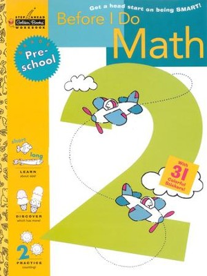 Before I Do Math (Preschool)  -     By: Stephen R. Covey